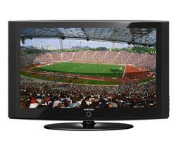 Consommation électrique television
